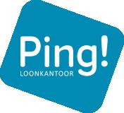 Ping! Loonkantoor Logo